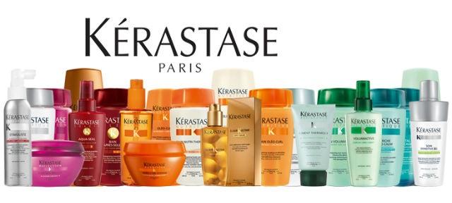 Kerastase: топовая профессиональная косметика, обзор косметических средств
