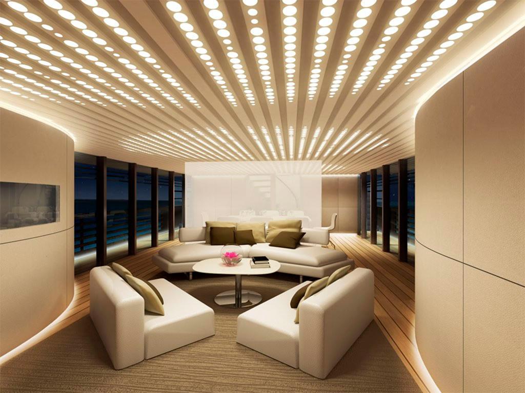 Светодиодное освещение квартиры: варианты реализации