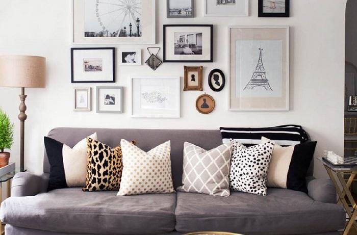 Декор квартиры фото