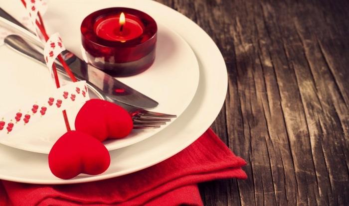 романтичний вечір на день всіх законаних