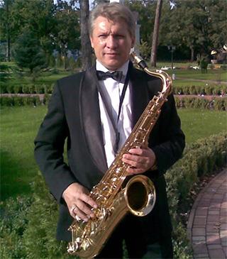 Лучшие саксофонисты Киева