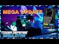 🌟NEW CODE & MEGA UPDATE!🌟 | Tower Defense Simulator | Roblox