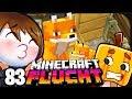 Die Flucht der Füchse und der Geheimgang im Gericht! ☆ Minecraft: Flucht