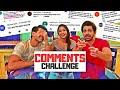 Comments Challenge | Rimorav Vlogs