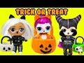 LOL Surprise Dolls Trick Or Treat Lil Sister, Big Sisters, Brothers, OMG Halloween Costumes