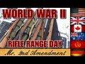 World War II Rifle Range Day