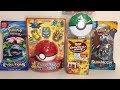 Pokemon Surprise Toys Re-ment Pikachu Room Pokeball Sun & Moon & Evolutions Booster Packs Opening