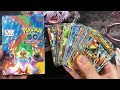 THIS POKEMON BOX HAD OVER 100 ULTRA RARE CARDS INSIDE!