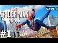Zagrajmy w Spider-Man 2018 (100%) odc. 1 - Najlepsza gra z Człowiekiem-Pająkiem
