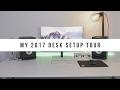 Desk Setup Tour – Pro Video Editing Setup