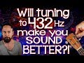Will Tuning To 432Hz Make Your Music Better?