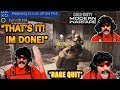 DrDisrespect's FIRST RAGE QUIT in Call of Duty Modern Warfare BETA Multiplayer!