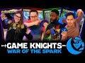 War of the Spark w/ Emma Handy & Cedric Phillips l Game Knights #26 l Magic the Gathering Brawl