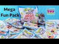 Grossery Gang Mega Fun Pack Palooza Putrid Power Toy Review | PSToyReviews