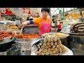 KOREAN STREET FOOD - Gwangjang Market Street Food Tour in Seoul South Korea | BEST Spicy Korean Food