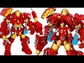 Avengers Iron Man Stark tech assault armor suit mounting! | DuDuPopTOY