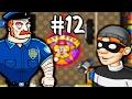 ВОРИШКА БОБ [12] Весёлая игра про воришку УБЕГАЕМ от ЛЫСЕНЬКИХ ПОЛИЦЕЙСКИХ Robbery Bob