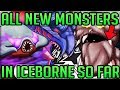 All 14 New Monsters Coming to Iceborne - Monster Hunter World Iceborne! (Fun/Discussion) #iceborne