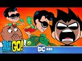 Teen Titans Go! | Robin Of The Past | DC Kids
