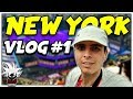 New York VLOG #1 - Fortnite World Cup!