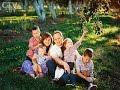 Многодетная семья Голуб: о минусах и плюсах домашнего обучения
