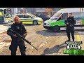 GTA V: ROLEPLAY POLICIAL - O PRIMEIRO ASSALTO a LOJINHA!!! #196