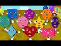 Shapes Song - 31 Kids Songs and Videos - CoCoMelon Nursery Rhymes & Kids Songs