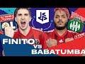 КУБОК ФИФЕРОВ: FINITO VS. BABATUMBA 1-й тур