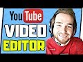 How To Use The NEW Youtube Video Editor [2018] - Youtube Studio Beta Video Editor Tutorial