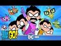 Teen Titans Go! En Español | Silkies contra Robins | DC Kids