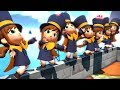 A Hat in Time with 50 Player Multiplayer was a terrible mistake
