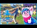Pokemon Sword Let's Play w/ I AM WILDCAT [Ep. 1] - Choosing our Starter and Beginning our Adventure!