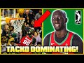 How TACKO FALL Is DOMINATING The NBA G-LEAGUE After Going UNDRAFTED!