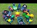 Сеня показывает ОГРОМНУЮ Коллекцию Детских Машинок! Трактор, Полицейская Машинка, мини Байк!