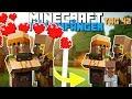 Wie bekommt man Kinder in Minecraft 1.14 | Minecraft für Anfänger Tag 42