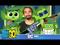 Amazing Facts About Beast Boy | Teen Titans GO! To The Movies | DC Kids