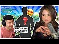 Pokimane Reveals her Secret Crush! (21 Questions ft. TSM Myth) Fortnite Duos!