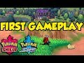 FIRST HOURS OF POKEMON SWORD AND SHIELD GAMEPLAY! Pokemon Sword and Shield Part 1!