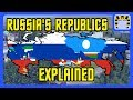 How Diverse is Russia? - Russia's Republics Explained