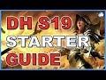 Demon Hunter Starter Guide Season 19 Patch 2.6.7a