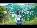 GUDAURI AND KAZBEGI GEORGIA TRAVEL VLOG (Places to visit in Georgia)