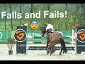 Best Falls and Fails 2017 !!