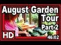 August Garden Tour p 2 - Wisconsin Garden Video Blog 899
