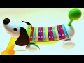 Learning ABCs with Alpha Pup Educational Toy - Learn Letters for Toddlers Babies and Children