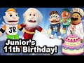 SML Movie: Bowser Junior's 11th Birthday!