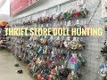 Thrift shop store Pullip toy doll hunting rare dolls?