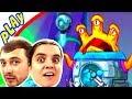 ОБЩАЯ Команда БолтушкИ и ПРоХоДиМЦА Защищает БАШНЮ! #24 Игра для Детей - Tower Conquest