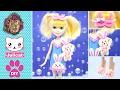 Кукла Эвер Афтер Хай Пижамная вечеринка Одежда для куклы своими руками DIY Легкий пластилин