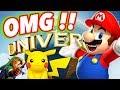 Super Nintendo World - UNIVERSAL STUDIOS EPIC UNIVERSE UPDATE - Zelda and Pokemon Theme Park News