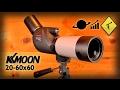 Самая мощная оптика/Зрительная труба KKmoon 20-60Х60 mm